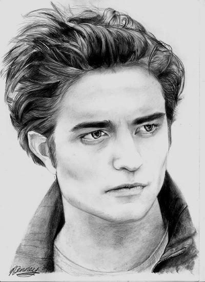 Robert Pattinson par CursedLikeYou